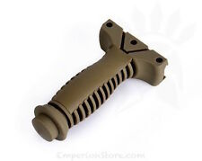 ELEMENT AIRSOFT CQB Tactical Hand Grip Tan OT 0808 Vertical Impugnatura 20mm