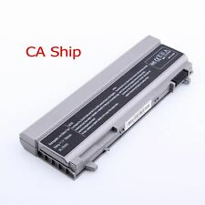 9-Cell Laptop Battery For Dell Latitude E6400 E6410 E6500 E6510 PT434 7800mAh