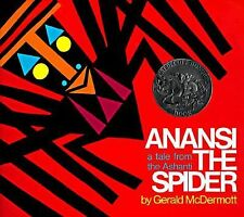 Anansi the Spider : A Tale from the Ashanti by Gerald McDermott (1987,...