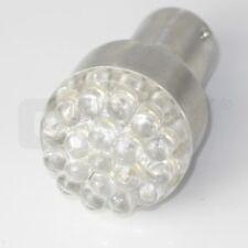 2 ampoules 19led Blanc,feux stop/veilleuse P21/5W Bay15d sans anti erreur odb