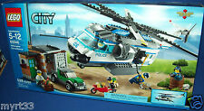 LEGO 60046 Helicopter Surveillance City lego Retired