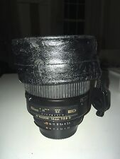 Nikon NIKKOR 14mm f/2.8 AF D ED RF AS A/M Lens wide angle