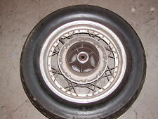 Honda CMX 450 Rebel rueda trasera rear wheel