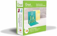 *New* SIMPLE POP UP CARDS 3D Cricut Cartridge Factory Sealed Free Ship