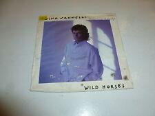 """GINO VANNELLI - Wild Horses - 1987 Belgium 2-track 7"""" UK Juke Box Single"""