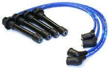 Honda D16Y8 D16Z6 Engine New NGK Blue Spark Plug Wire Set HE76