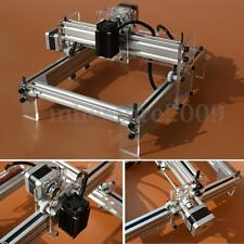DUAL MOTOR 2000mW Desktop Laser Engraving Engraver DIY Cutting Printer Machine