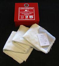 Löschdeckenbehälter mit Löschdecke im Behälter DIN EN Brandschutz Personenschutz