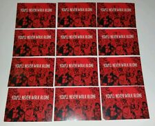 Liverpool FC Stickers - You'll Never Walk Alone image - Football Sticker Set LFC
