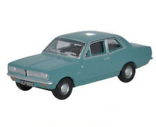 Oxford 76HB001 Vauxhall Viva HB Peacock Blue 1/76th Scale = 00 Gauge New in Case