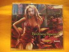 MAXI Single CD BRITNEY SPEARS Everytime Remixes 4TR 2004 house