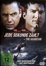 Jede Sekunde zählt The Guardian - Kevin Costner - Ashton Kutcher - DVD OVP NEU
