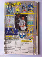 b)Télé poche 3/03/1984; Isabelle Adjani/ Sexy-Girls/ Radio Horizon/ M. Jackson