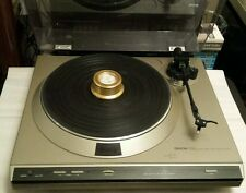 Vintage Denon DP30L II Direct Drive Turntable