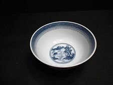 Tiffany & Co. Porcelain Bowl for State Street Bank and Trust Co. (1792-1992)
