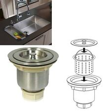 Stainless Steel Kitchen Bar Sink Strainer Drain Basket H146-UU