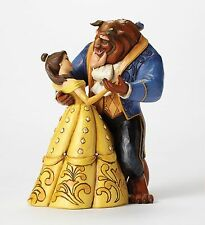 Disney Traditions Moonlight Waltz (Belle & the Beast) Figurine NEW in Box 26072