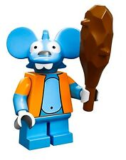 LEGO Minifigures Series the Simpsons 71005 Itchy the Blue Mouse with Club