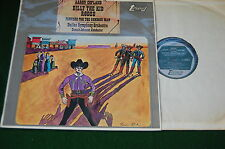 AARON COPLAND LP BILLY THE KID + RODEO * TURNABOUT TV34169S * FREEPOST UK