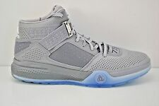 Mens Adidas D Rose 773 IV Basketball Shoes Size 11.5 Grey White Onix D69432
