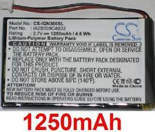 Batterie 1250mAh Für Garmin Nuvi 300T 310 310D 310T, 361-00019-02, IA2B309C4B32