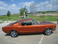 Ford: Mustang Fastback GT
