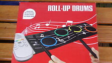 Roll Up Electronic Drums