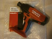 "HILTI SID 8-A18 Li-ion 21.6v  3 Speed, IMPACT CORDLESS TOOL 7/16"" (ONLY TOOL)"