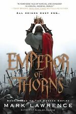 Emperor of Thorns (The Broken Empire), Lawrence, Mark