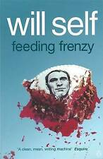 Feeding Frenzy, By Will Self,in Used but Acceptable condition