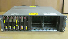 HP StorageWorks 14-bay storage array con 6 FC Hard Disc Drive P / N ad542a