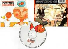 "K'S CHOICE ""Cocoon Crash"" (CD) 1998"