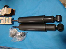 56 57 58 59 60 Ford F100 F250 F350 REAR Shock Absorber PAIR OIL Shocks NORS