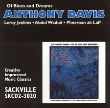 Of Blues and Dreams by Anthony Davis (Piano/Composer) (CD, Oct-2001, Sackville R
