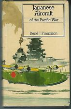 Japanese Aircraft of the Pacific War Putnam UK Edition 1987 HB Free Shipping