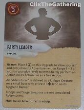 PARTY LEADER Dungeons and Dragons D&D ATTACK WING Rage of Demons