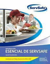 ServSafe Essentials Spanish 5th Edition, Updated with 2009 FDA Food Code (5th E