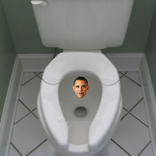 Piss on Obama Literally sticker funny decal toilet safe republican 2016 election