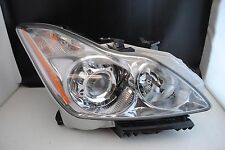 2008 2009 2010 Infiniti G37 Coupe Xenon HID Right Passenger Side Headlight OEM