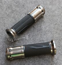"7/8"" Handle Bar Hand Grips For Honda CBR1000RR CBR600RR CBR900RR CBR929 22mm"