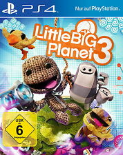 Sony Playstation 4 PS4 Spiel Little Big Planet 3
