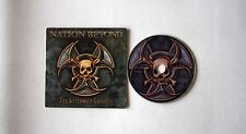 Nation Beyond The Aftermath Odyssey Nice Advance CD In Foldout Cover
