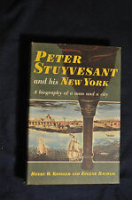 Peter Stuyvesant and his New York 1959 First Edition Illustrated