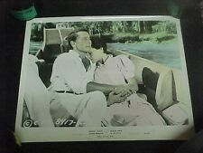 THIS ANGRY AGE, orig color tint 8x10 (Richard Conte, Silvana Mangano)