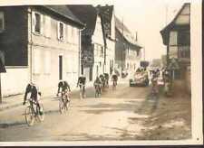 Tour de France 1930s FRECHANT échappée Cyclisme Ciclismo Cycliste Vélo Photo