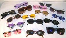 12 BULK LOT SUNGLASSES mens women glasses eyewear sunglass CHEAP PRICE wholesale