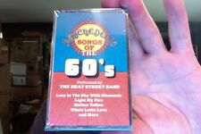 The Beat Street Band- Psychedelic Songs of the 60's- new/sealed cassette tape