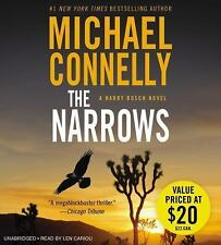 THE NARROWS Michael Connelly AUDIO BOOK Abridged NEW 9 CDs Harry Bosch SEALED