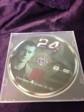 24 - Season 3 DISC FOUR ONLY LIKE NEW