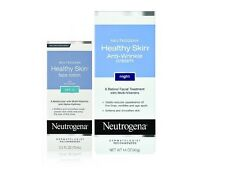 Neutrogena Healthy Skin Face Lotion and Anti-Wrinkle Night Cream